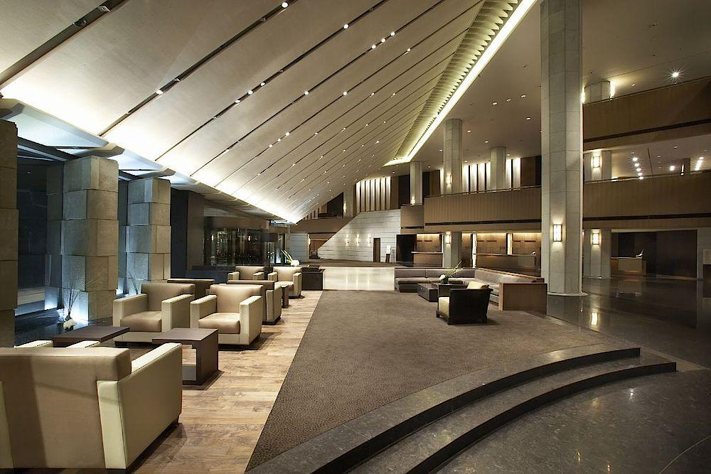 Loungebereich, The Shilla Seoul, Südkorea Rundreise